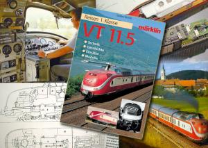 """7495 Bok """"VT 11.5-TEE Triebzug"""""""