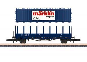 Märklin 80830 Märklin Magazin Z 2020 Nyhet 2020