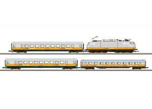 """Märklin 81281 Z Tågset BR 103 """"Lufthansa Airport Express"""""""