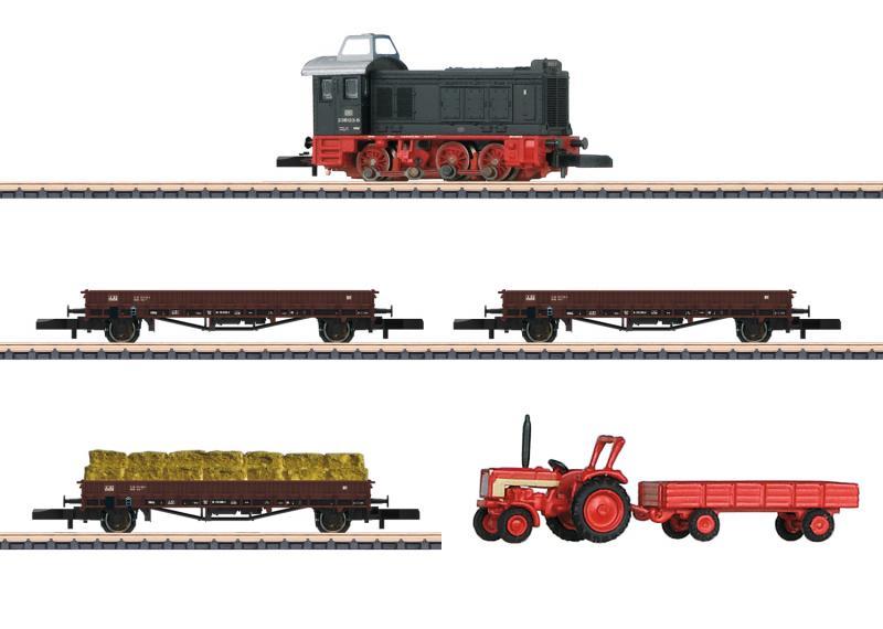 """Märklin 81772 Tågset """"Light Freight Train"""""""
