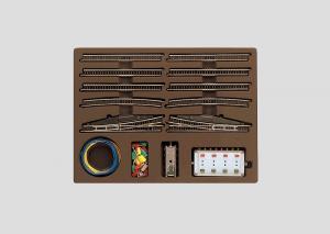 8191 Utbyggnadssats med elektriska växlar