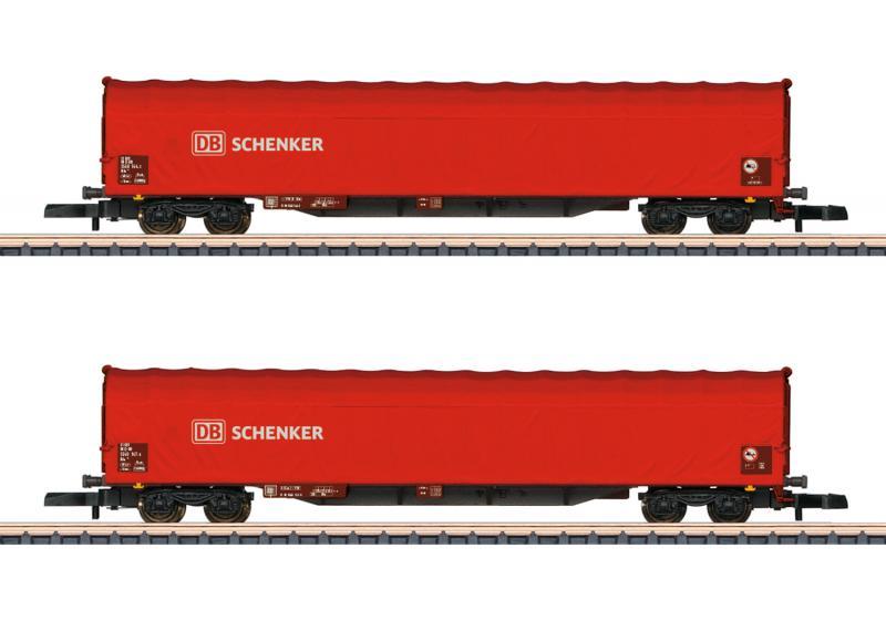 Märklin 82426 Godsvagnset (DB AG) type Rils 652 Nyhet 2020 Förboka ditt exemplar