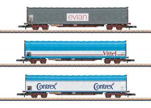 Märklin 82427 Franskt vagsnet (SNCF) type Rils tarp Nyhet 2021
