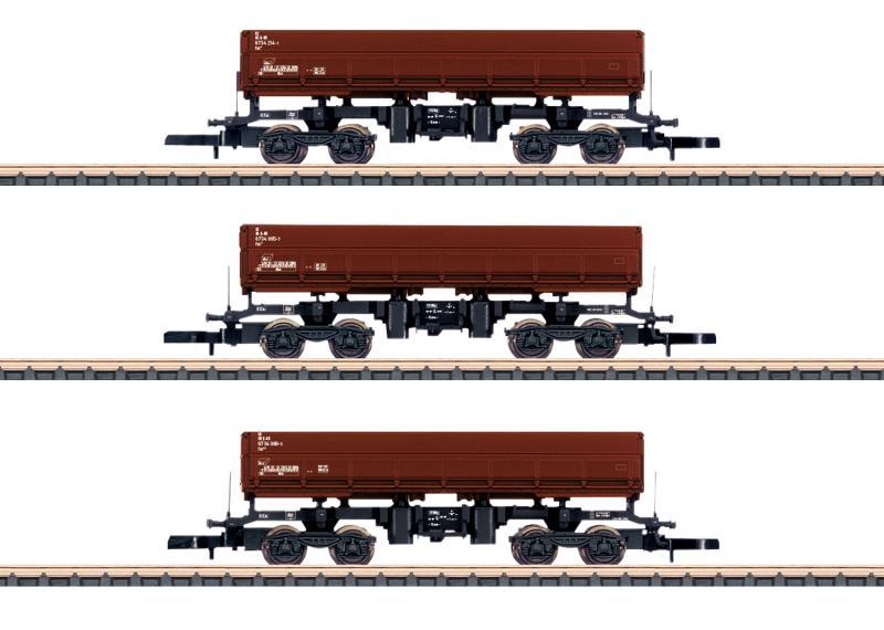 Märklin 82436 Dumpvagnar (DB AG) type Fas 126 Nyhet 2020 förboka ditt exemplar