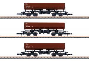 Märklin 82436 Dumpvagnar (DB AG) type Fas 126 Nyhet 2020