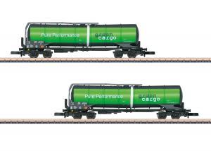 """Märklin 82532 Tankvagnset """"Green Cargo"""""""