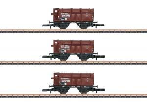 Märklin 86010 Vagnset med 3 vagnar type K Wuppertal Nyhet 2021 Förboka ditt exemplar
