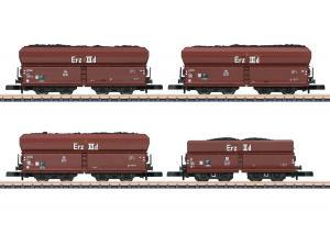 Märklin 86307 Koltransport vagnset DB