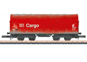 Märklin 86357 Godsvagn DB Cargo type Shimmns 718 Nyhet 2021