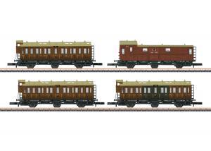 Märklin 87041 Vagnset Prussian KPEV