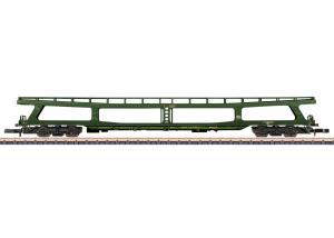 Märklin 87094 Biltransportvagn (DB) type DDm 915 Nyhet 2021 Förboka ditt exemplar