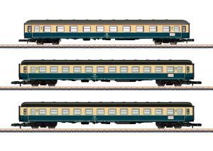 """Märklin 87211 Passagerarvagnset DB """"Compartment Car"""" Nyhet 2020"""