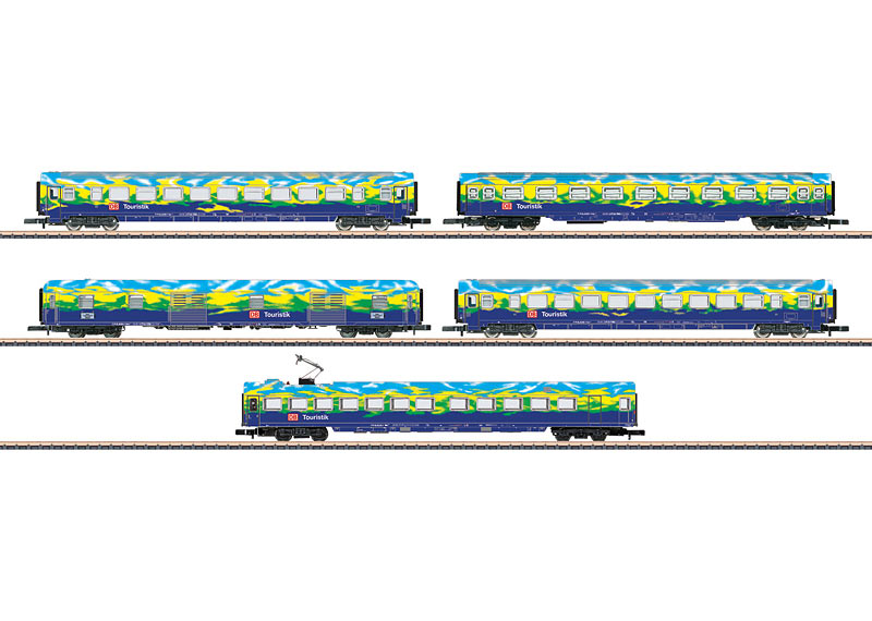 87303 Personvagnset Touristik DB AG Nyhet 2016