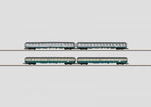 87339 Lokaltåg vagnset DB