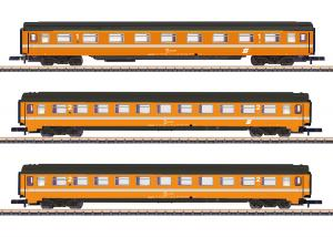 Märklin 87343 Personvagnset (ÖBB) Eurofima express Nyhet 2020 Förboka ditt exemplar