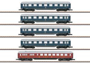 Märklin 87357 Personvagnset DB Express Nyhet 2020 Förboka ditt exemplar