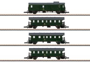 Märklin 87513 Personvagnset ( DR/GDR ) Nyhet 2021 Förboka ditt exemplar
