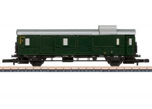 "Märklin 87521 Tysk bagagevagn (DB) type Pwi ""Donnerbüchse"" / ""Thunder Box"" Nyhet 2021"