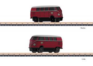 Märklin 88025 VW buss T1 (DB) class Klv 20 small car, (VW Bulli) Nyhet, Förboka ditt exemplar