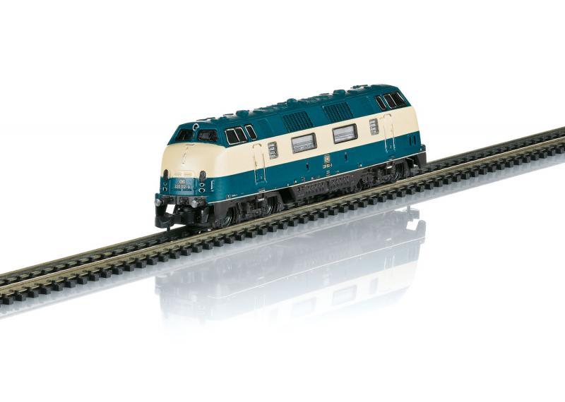 Märklin 88202 Diesellok DB BR 220