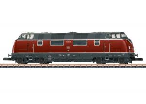 Märklin 88206 Diesellok ( DB ) class 220 ( former V 200.0 ) Nyhet 2021 Förboka ditt exemplar