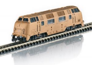 Märklin 88207 Diesellok (DB) class V 200.0 I äkta brons Nyhet 2021 Förboka ditt exemplar