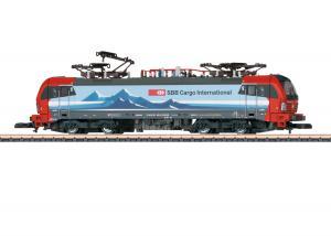 Märklin 88232 Ellok SBB Class 193 Nyhet 2020 Förboka ditt exemplar