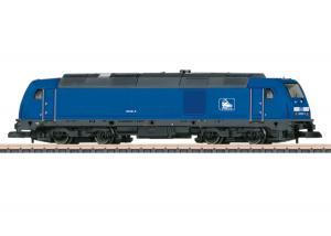 Märklin 88378 Diesellok Class 285 Nyhet 2021 Förboka ditt exemplar
