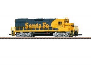 Märklin 88615 Diesellok Santa Fe Railroad GP 38-2 Nyhet 2020 Förboka ditt exemplar