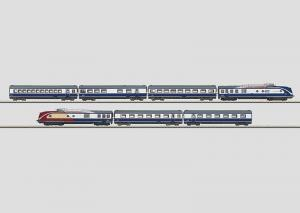 "88735 Diesel Motorvagnståg class 601 ""Blue Star Train"" Limited edition 555st"