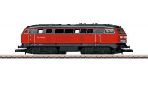 Märklin 88791 Diesellok DB Cargo class 216 Nyhet 2020 Förboka ditt exemplar