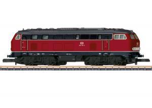 Märklin 88792 Diesellok ( DB ) class 218 Sommarnyhet 2021 Förboka ditt exemplar