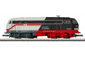 """Märklin 88807 Diesellok Class 218 """" Cottbus """" Sommarnyhet 2021 Förboka ditt exemplar"""