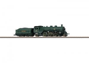"""Märklin 88923 Ånglok Royal Bavarian State Railroad (K.Bay.Sts.B.) class S 3/6. """"Wind Splitter"""""""
