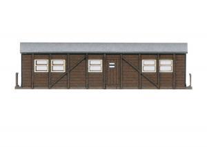 Märklin 89012 Building Kit for a Stored Type MCI-43 Freight Car Nyhet 2021 Förboka ditt exemplar