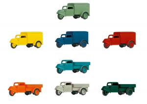 Märklin 89024 Set med 8 olika fordon Nyhet 2021 Förboka ditt exemplar
