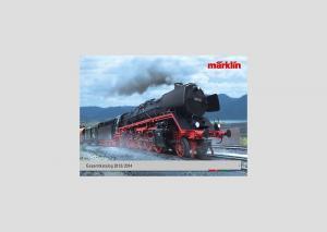 K18541 Märklin katalog 2013/2014 H0, Z, 1 Engelsk text