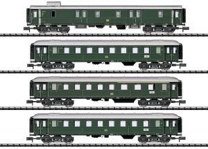 Trix Minitrix 15015 Personvagnset (DB) Höstnyhet 2020 Förboka ditt exemplar