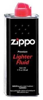 Zippo bensin 125ml 24-p