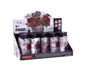 Prof Flare Red&Black 25-p