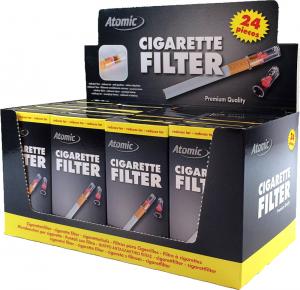 Atomic Cigarettfilter 24-p