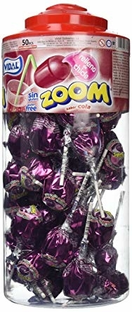 Zoom Lollies Cola 50-p