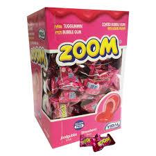 BBGUM Zoom Strawberry 150-p