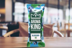 """Aroma King Aroma Card """"Blueberry ICE"""" 25-p"""