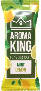 "Aroma King Aroma Card ""ICE Mint Lemon"" 25-p"