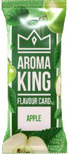 """Aroma King Aroma Card """"Apple"""" 25-p"""