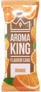 """Aroma King Aroma Card """"Orange"""" 25-p"""