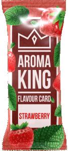 """Aroma King Aroma Card """"Strawberry"""" 25-p"""