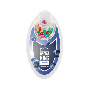 """Aroma King Oval """"Blueberry"""" 20x100-p"""