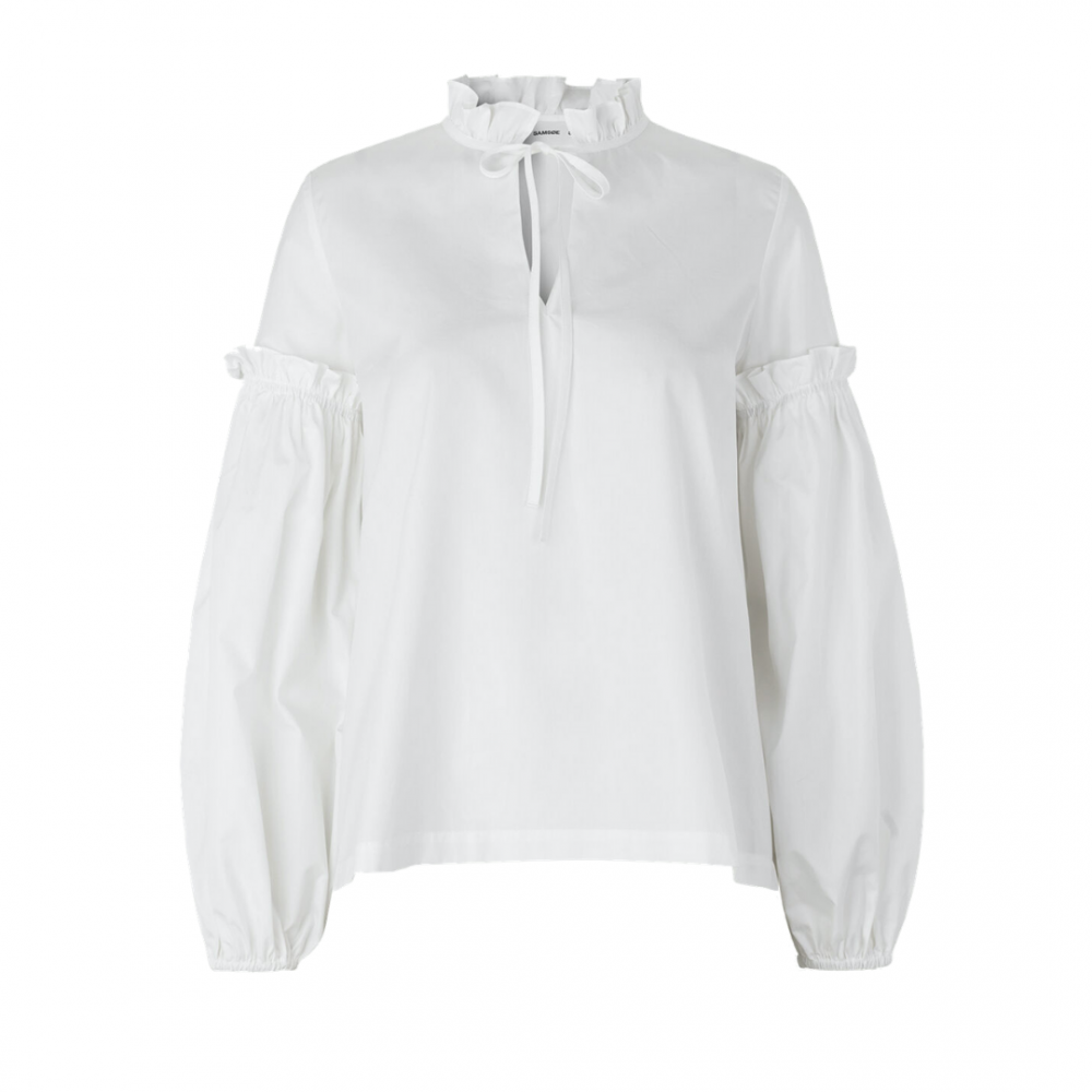 Maia Shirt White